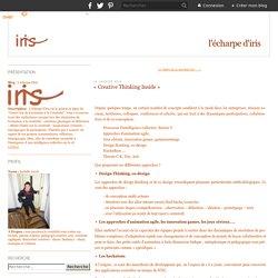 « Creative Thinking Inside » - L'écharpe d'Iris
