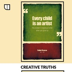 Creative Truths | Ubersuper - StumbleUpon