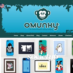 OMUNKY - Creative Eco-Friendly Apparel