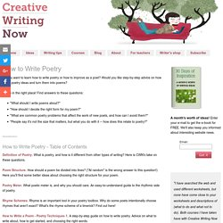 poems to differentiate secern whimsey