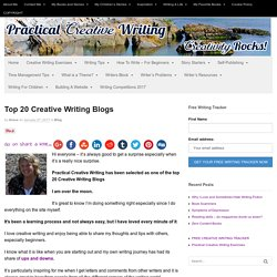 Top 20 Creative Writing Blogs - Practical Creative Writing