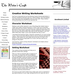 creative writing tools linux If the writing task you're tackling involves creative writing, or something that is best suited in a novel form with these writing tools for linux in hand.