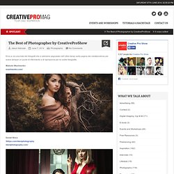 The Best of Photographer by CreativeProShow