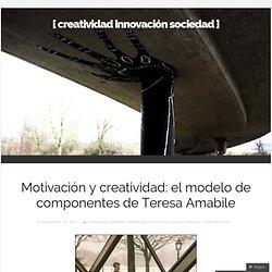 Motivación y creatividad: el modelo de componentes de Teresa Amabile