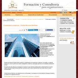 Creatividad y empresa - Cecilia Serrano-Martínez