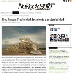 Theo Jansen. Creatividad, tecnología y sostenibilidad