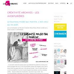 Créativité Archives - Les Aventurières