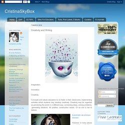 CristinaSkyBox: Creativity and Writing