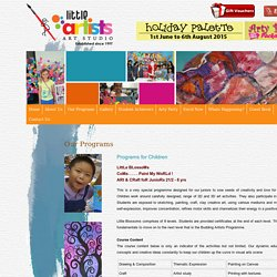 - Where your creativity grows! - Children Art School Singapore