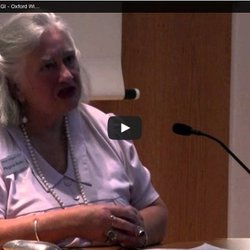 Margaret Boden - Creativity and AGI - Oxford Winter Intelligence