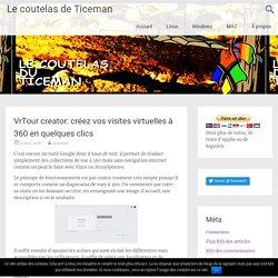 VrTour creator: créez vos visites virtuelles à 360 en quelques clics