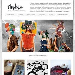 Le blog d'une créatrice de vêtements recyclés