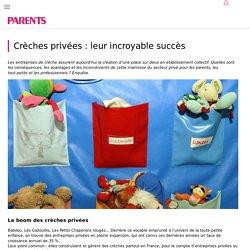 Crèches privées : pourquoi un tel succès ? - PARENTS.fr