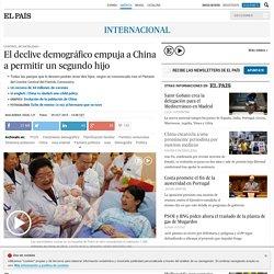 Crecimiento demográfico: El declive demográfico empuja a China a permitir un segundo hijo