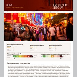 Credendo Group Country Risk Assessment
