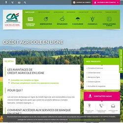 Crédit Agricole en ligne
