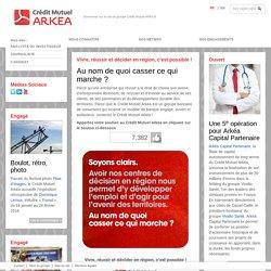 Crédit Mutuel Arkéa - Crédit Mutuel Arkéa.com