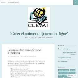 """Créer et animer un journal en ligne"" – Page 2 – Blog du stage PAF / CLEMI BASSE NORMANDIE"