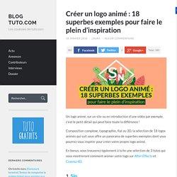 Créer un logo animé : 18 exemples pour faire le plein d'inspiration