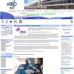 iTEC: créer un jeu de plateau en classe d'anglais