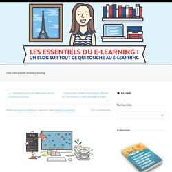 Créer votre premier module e-learning