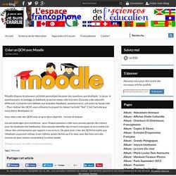 Créer un QCM avec Moodle -