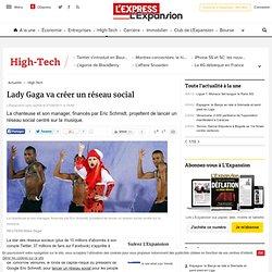 Lady Gaga va créer un réseau social