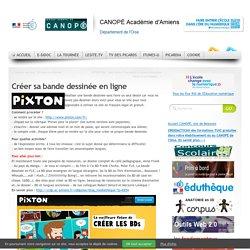 CDDP de l'Oise - Créer sa bande dessinée en ligne