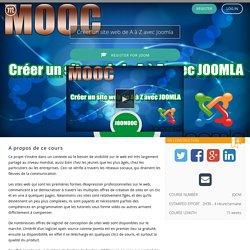 Créer un site web de A à Z avec Joomla