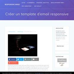 Créer un template d'email responsive