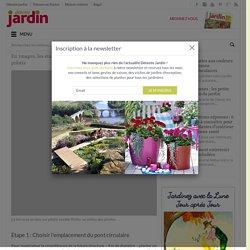Créer une terrasse en bois : le pas à pas - Détente Jardin