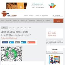 Créer un MOOC connectiviste