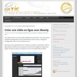 Créer une vidéo en ligne avec Moovly