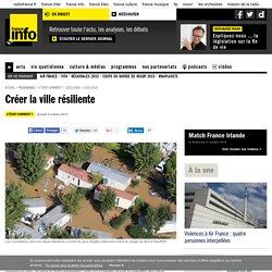 Créer la ville résiliente