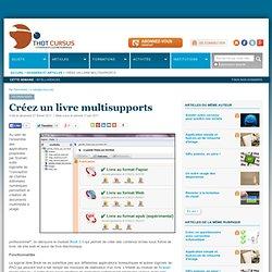 Créez un livre multisupports* : Articles : Thot Cursus