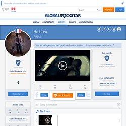 Hu Creix on Global Rockstar | Global Rockstar - Believe in Music