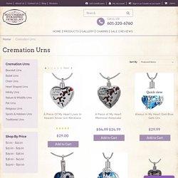 Cremation Urn Jewelry Store Online