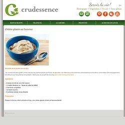 Crème glacée au lucuma