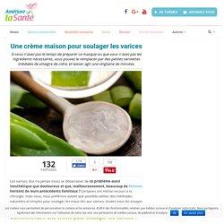 Crème pour les varices à faire soi-même - Améliore ta santé