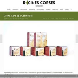 Crena Care Spa Cosmetics