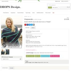 Crepuscule / DROPS 149-13 - Free knitting patterns by DROPS Design