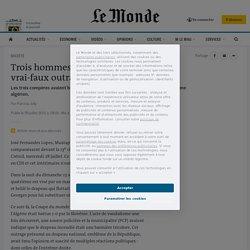 Trois hommes jugés à Créteil pour un vrai-faux outrage au drapeau national