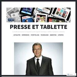 Guy Crevier : « Le modèle de la presse papier est mort » – Presse et tablette