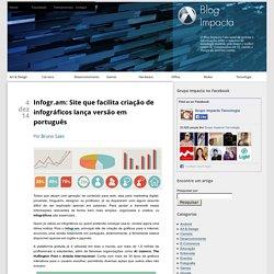 Infogr.am: Site para criação de gráficos, agora em português