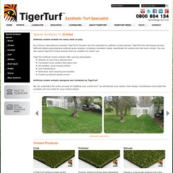Cricket Artificial Turf
