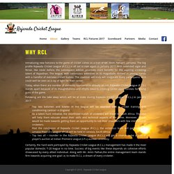 Best Cricket League for Players in Rajasthan