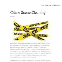 Crime-scene-cleanup-seattle