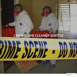 Crime Scene Cleanup Seattle