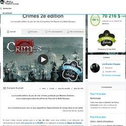 Crimes 2e édition