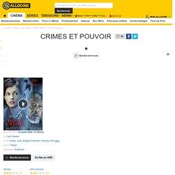 Crimes et pouvoir - film 2002